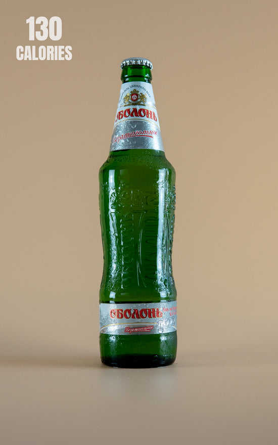 LightDrinks - Obolon Alcohol Free Beer 0.4% - 500ml