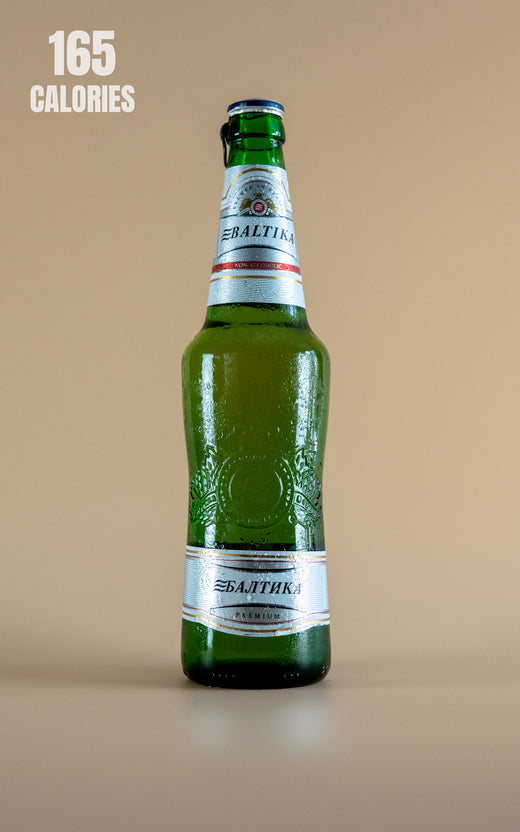 LightDrinks - Baltika Premium Alcohol Free Beer 0.5% - 470ml