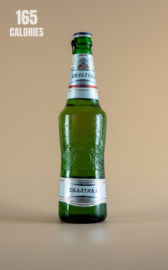 Baltika Premium Alcohol Free Beer 0.5% - 470ml