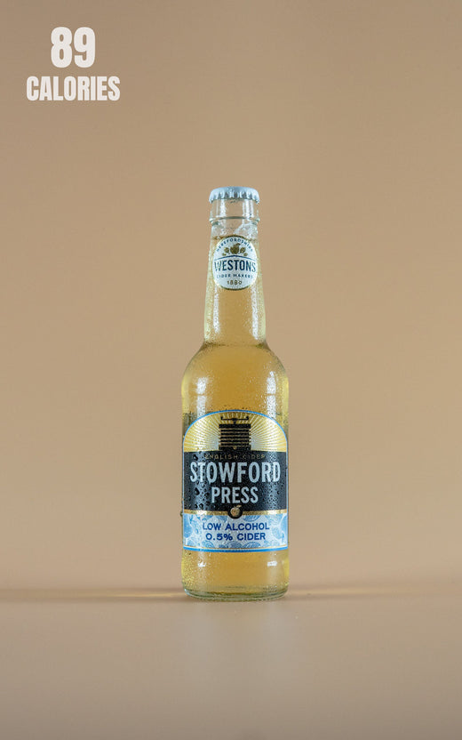 LightDrinks - Stowford Press Low Alcohol Cider 0.5% - 330ml