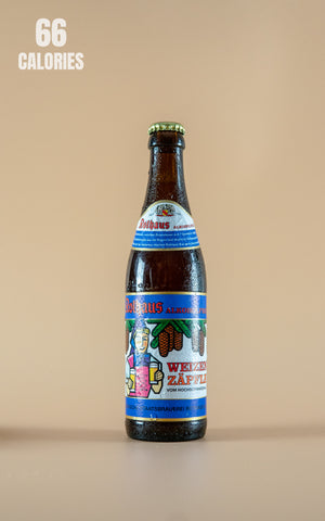 LightDrinks - Rothaus Wheat Beer Hefeweizen 0.4% - 330ml