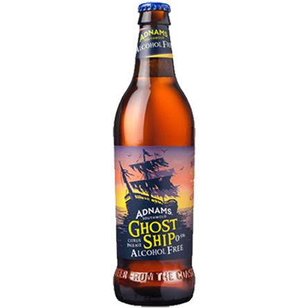 LightDrinks - Adnams Ghost Ship Alcohol Free 0.5% - 500ml