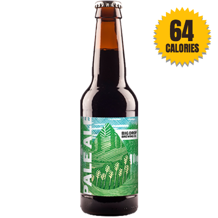 LightDrinks - Big Drop Brew Citrus Pale Ale 0.5% - 330ml