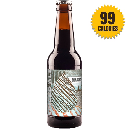 LightDrinks - Big Drop Brew Spiced Ale 0.5% -330ml