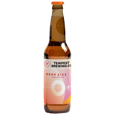 LightDrinks - Tempest Brewing Co Drop Kick Sour Pale Ale 0.5%