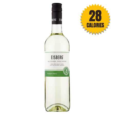 LightDrinks - Eisberg Sauvignon Blanc Alcohol Free Wine - 750ml
