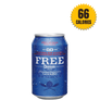 LightDrinks - Estrella Free Damm Cans 0.0% - 330ml