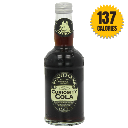 LightDrinks - Fentimans Curiosity Cola - 275ml