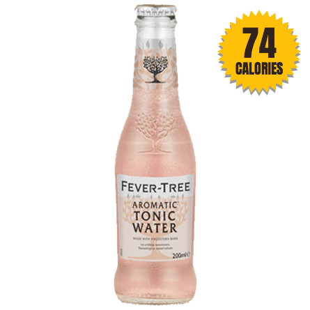 LightDrinks - Fever-Tree Aromatic Tonic Water - 200ml
