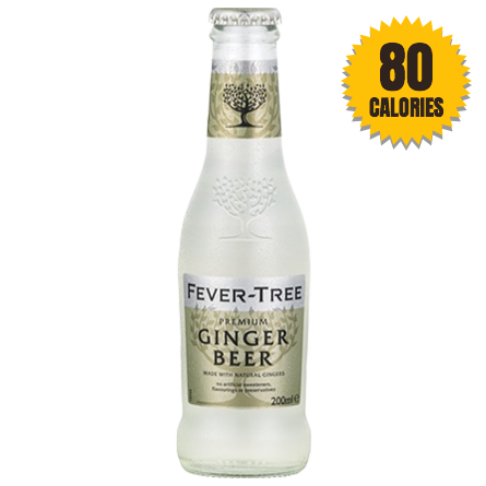 LightDrinks - Fever-Tree Premium Ginger Beer - 200ml