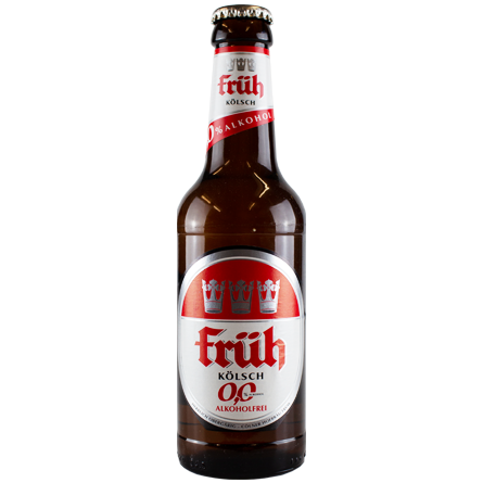 LightDrinks - Früh Kölsch Alcohol Free 0.0% - 330ml