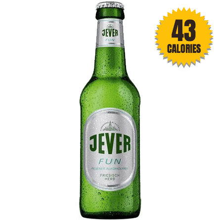 LightDrinks - Jever Fun Pilsner 0.5% - 330ml