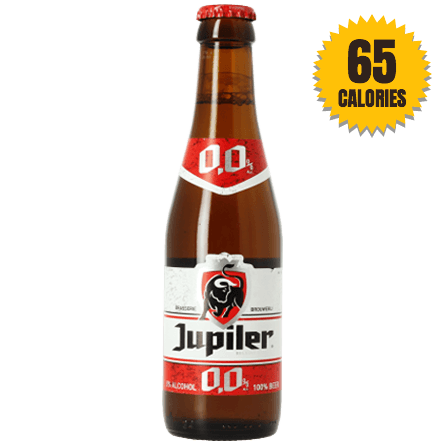 Jupiler Alcohol Free 0.0% Belgium Beer - 250ml - LightDrinks