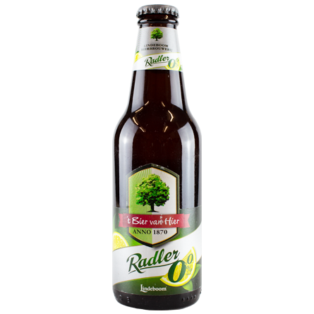 LightDrinks - Lindeboom Radler 0% - 300ml