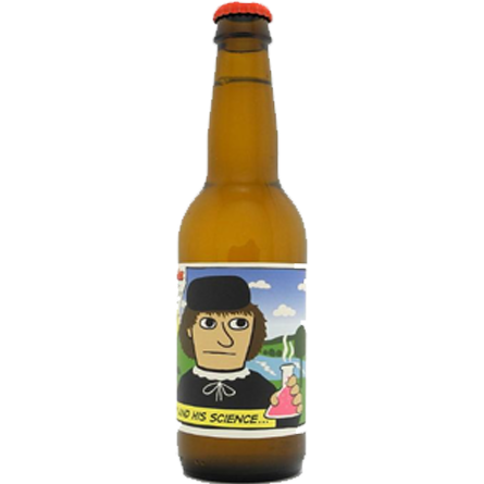 LightDrinks - Mikkeller Henry and His Science 0.3% - 330ml