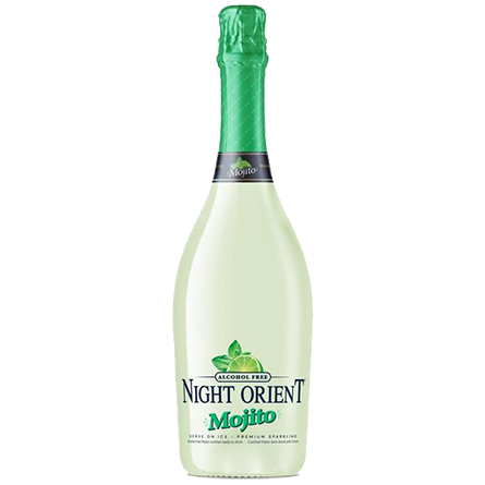 LightDrinks - Night Orient Mojito Alcohol Free 0% - 700ml