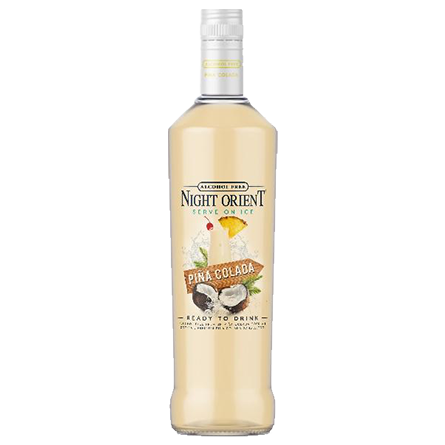 LightDrinks - Night Orient Pina Colada Alcohol Free 0% - 700ml