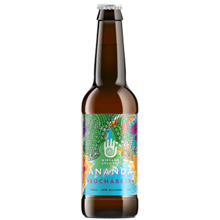 LightDrinks - Nirvana Brewery Ananda Buchabeer 0.5% - 330ml