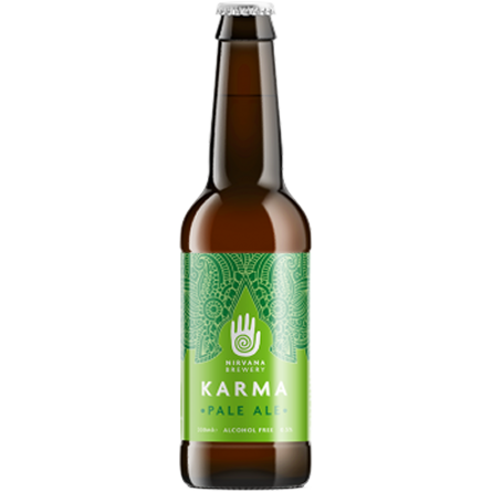 LightDrinks - 24 x Nirvana Brewery Karma 0.5% - Monthly Subscription