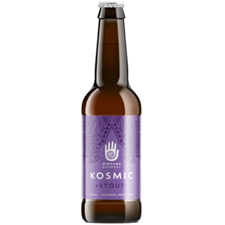 LightDrinks - 24 x Nirvana Brewery Kosmic 0.0% - Monthly Subscription