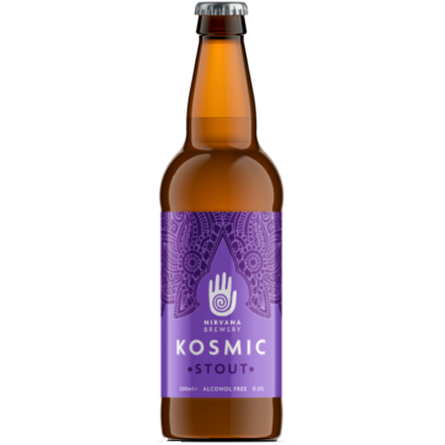 LightDrinks - Nirvana Brewery Kosmic Alcohol Free 0.0% - 500ml