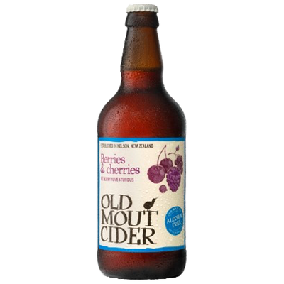 fba2e292e91 Old Mout Cider Berries   Cherries Alcohol Free - 500ml