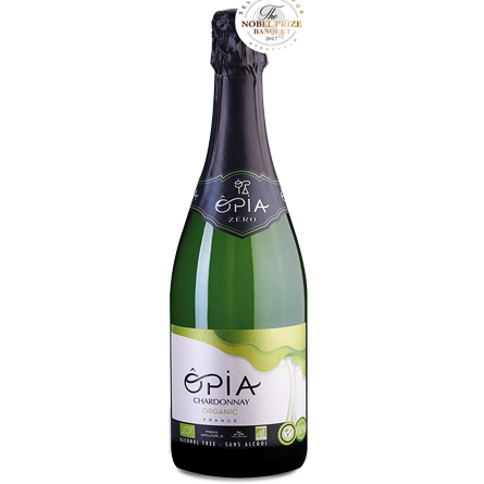 LightDrinks - ÔPIA Sparkling Organic Alcohol Free Chardonnay - 750ml