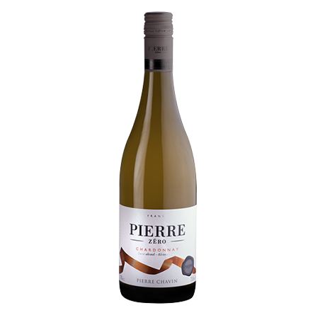 LightDrinks - Pierre Chavin Zero Chardonnay Alcohol Free 0% - 750ml