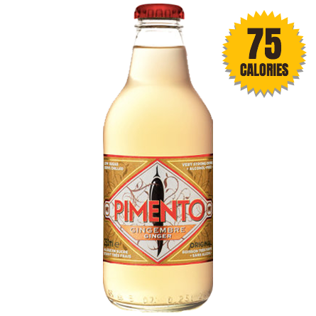 LightDrinks - Pimento Ginger Beer & Chilli Drink - 250ml