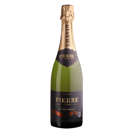 LightDrinks - Pierre Chavin Zero Sparkling Chardonnay Alcohol Free 0% - 750ml