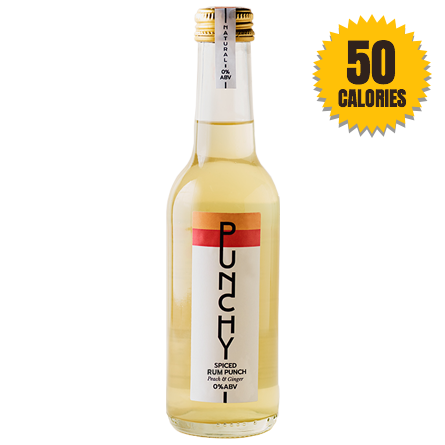 LightDrinks - Punchy Drinks Non Alcoholic Spiced Rum Punch 0%