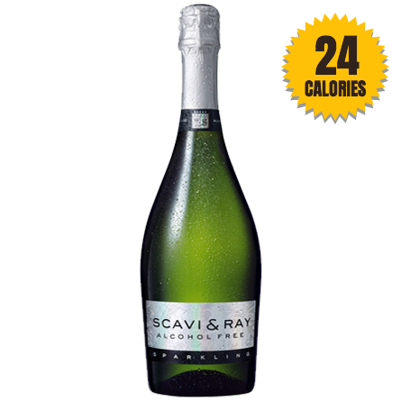 Scavi & Ray Prosecco Non Alcoholic 0.0% - 750ml - LightDrinks