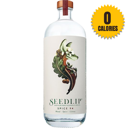 LightDrinks - Seedlip Spice 94 Non Alcoholic Spirit - 700ml