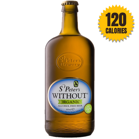 LightDrinks - St. Peter's Without® Organic Alcohol Free Beer 0.0% - 500ml