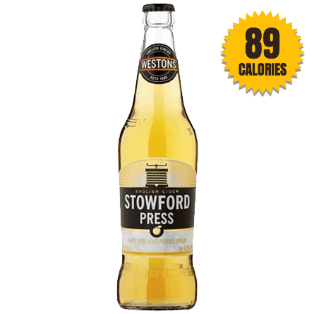LightDrinks - Stowford Press Cider 0.5% - 330ml