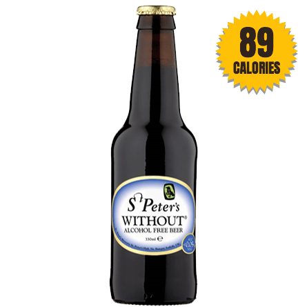 St Peter's Without® Alcohol Free 0.05% - 6/12 x 330ml