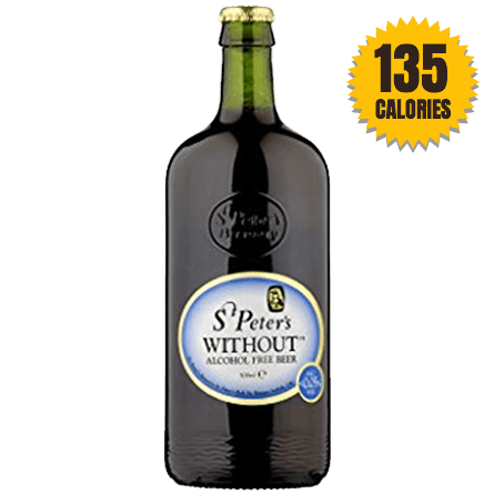 LightDrinks - St. Peter's Without® Original Alcohol Free Beer - 500ml