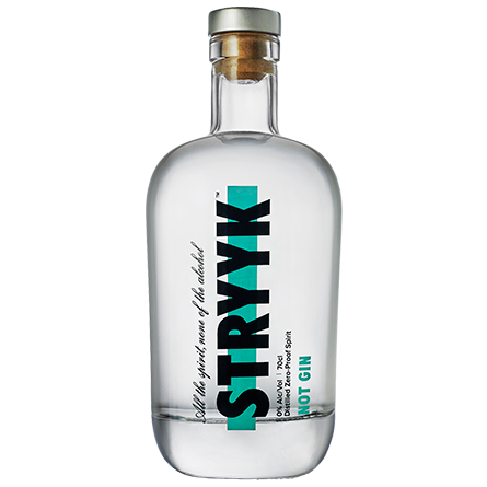 LightDrinks - STRYYK Not Gin Non Alcoholic 0% - 700ml