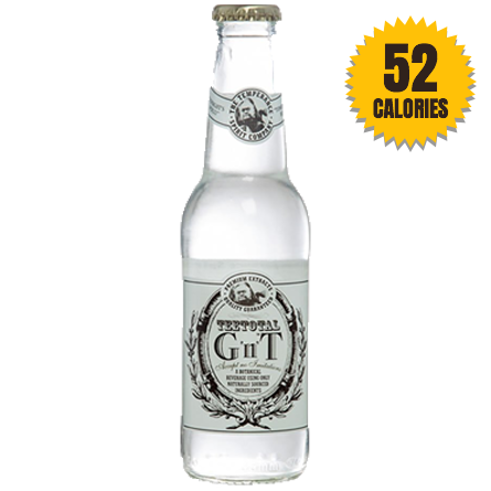 Teetotal G 'n' T Non Alcoholic Gin - 6/12 x 200ml