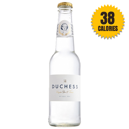 LightDrinks - The Duchess Non Alcoholic Virgin Gin & Tonic - 275ml