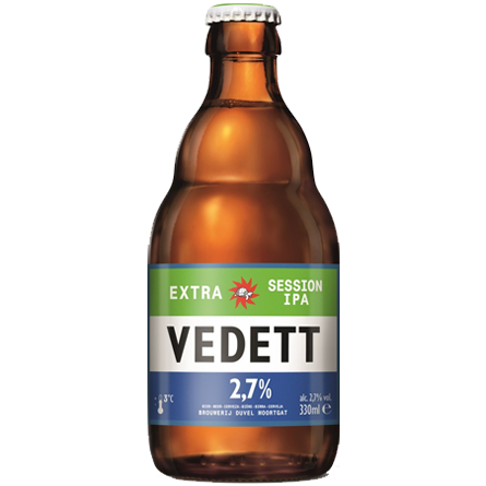 LightDrinks - Vedett Extra Session IPA 2.7% - 330ml