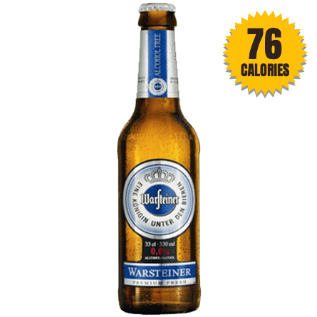 LightDrinks - Warsteiner Fresh Alcohol Free 0.0% - 330ml