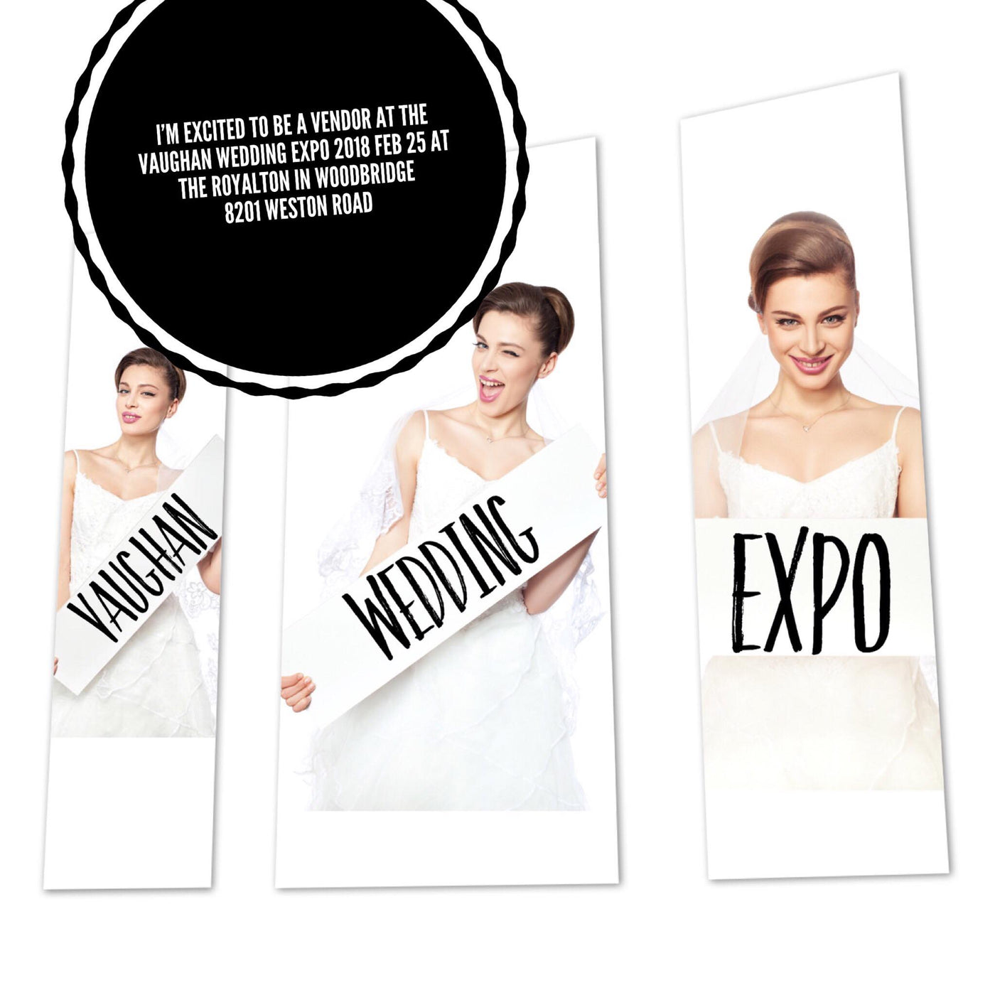 Meet us at the Vaughan Wedding Expo