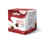 Dolce Gusto Compatible Lavazza Cremoso Espresso Coffee Capsules (3 Packs of 16)