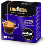 Lavazza A Modo Mio Divino Coffee Capsule (3 Packs of 12)