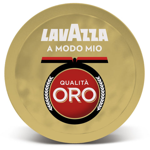 Lavazza A Modo Mio Oro Coffee Capsule (1 Pack of 12)