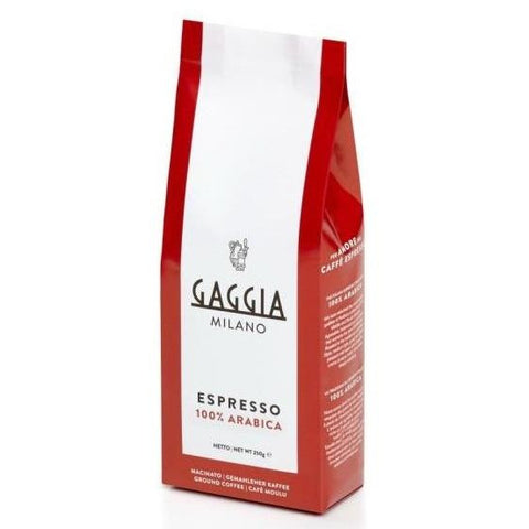 Gaggia Espresso Arabica Ground Coffee 250g