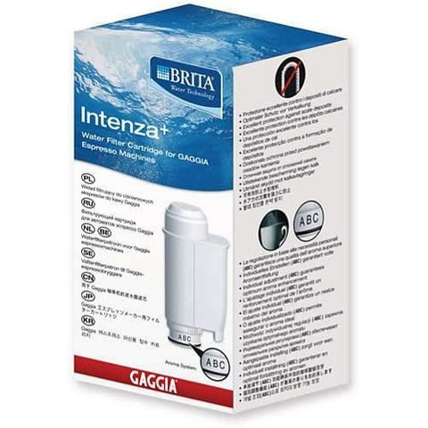 Gaggia Brita Intenza Water Filter RI9113/60 (Pack of 3)