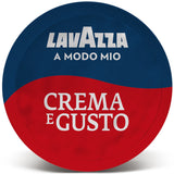 Lavazza A Modo Mio Crema e Gusto Coffee Capsule (1 Pack of 54)