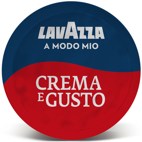 Lavazza A Modo Mio Crema e Gusto Coffee Capsules (4 Packs of 36)